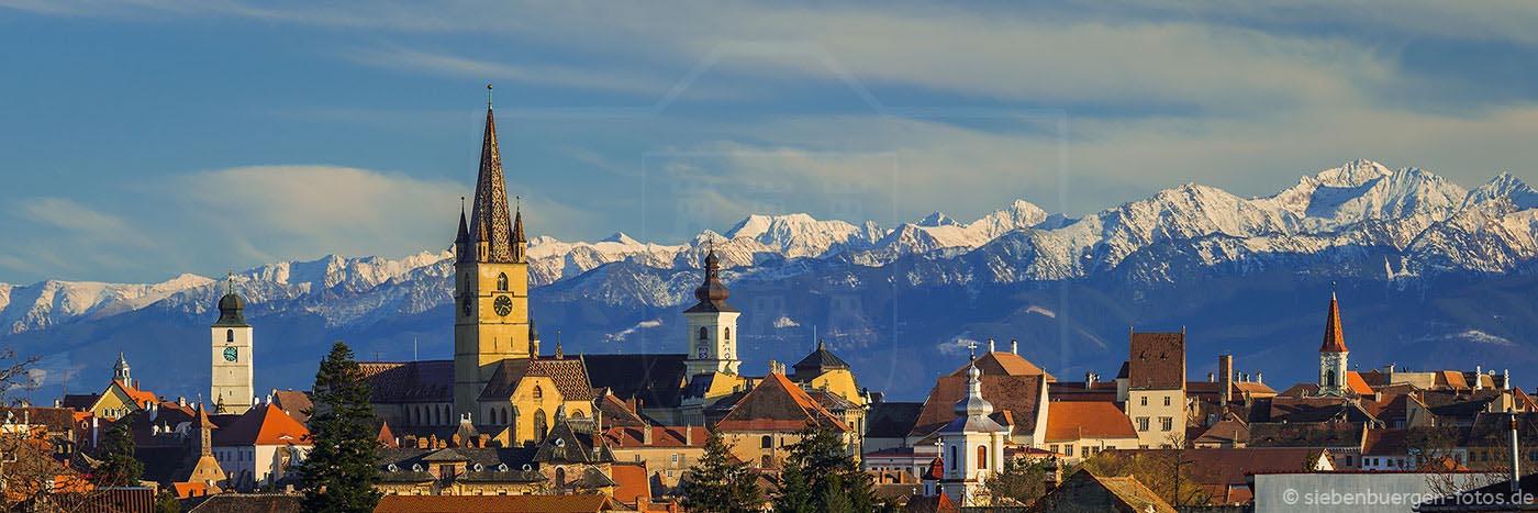 Rumänien: Mit Wizzair nach Hermannstadt ab 20€ (42€ mit ...  |Hermannstadt